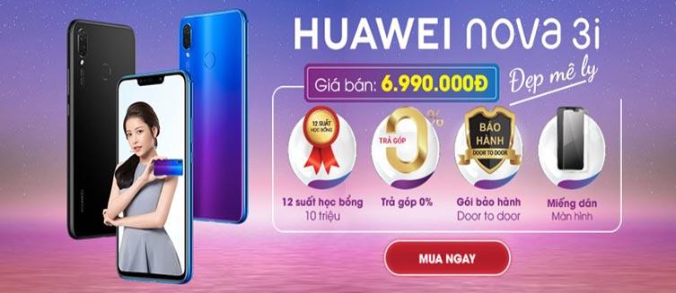 Nova 3i Giá trị cho thương hiệu mới