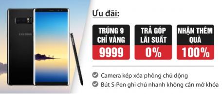 Samsung Galaxy Note 8 64GB Bản Mỹ (Like New)